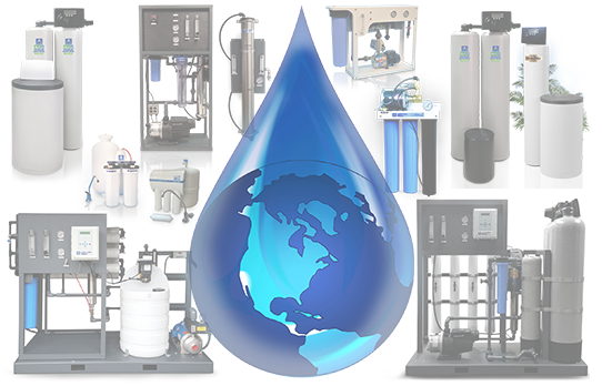 Commercial Water Treatment Applications by Atlantic Filter.